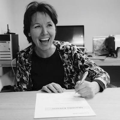 Trainer Mariëlla Erkens