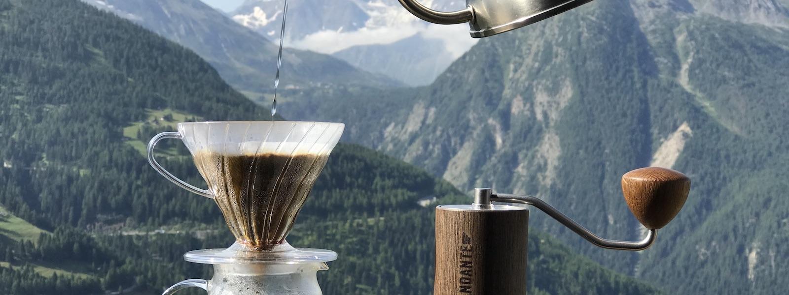 Artikelen over koffie en thee